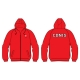 Red Hoody (Summer & Winter)
