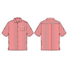 Regular S/S Pinstripe Shirt (Summer)
