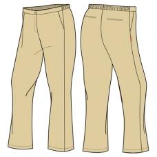 Girls Khaki Pants (Winter)