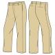 Boy's Khaki Trousers (Summer & Winter)